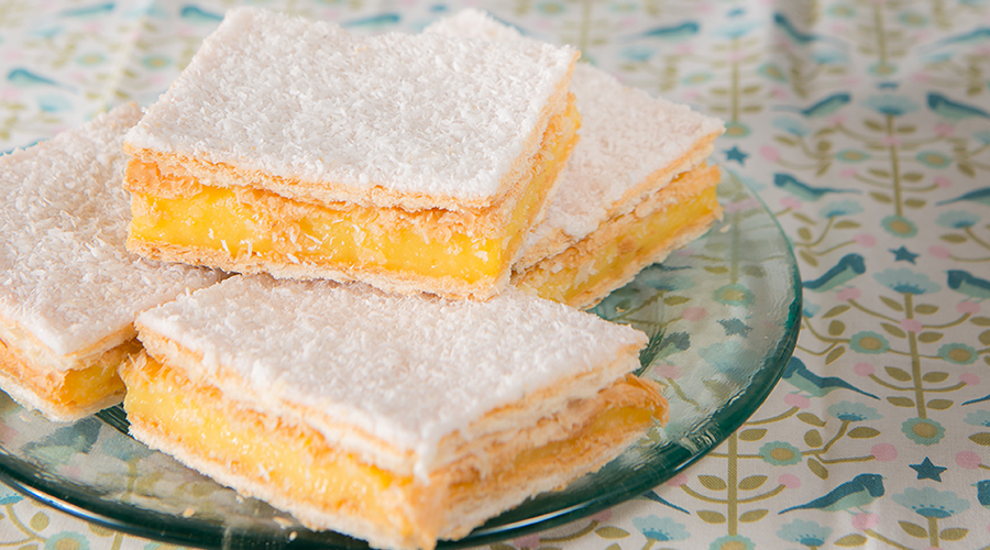 Murrays Vanilla Slice