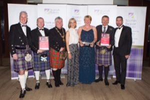 Scottish Baker of the Year Conference awards ceremony, Crowne Plaza, Glasgow. May 6 2017