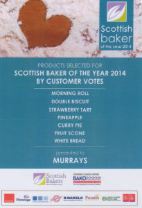 Customer Votes - 2014