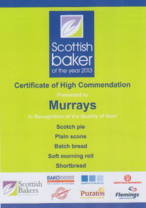 High Commendation - 2013