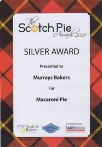 Scotch Pie Awards - Macaroni Pie 2014