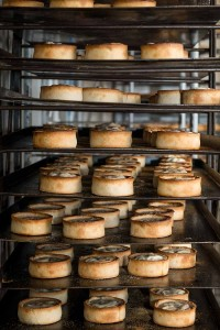 Murrays Bakers - Now they just need to cool for a minute...