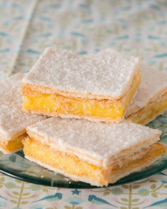 Murrays Bakers - Vanilla Slices