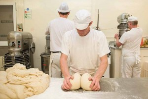 Murrays Bakers - Moulded up